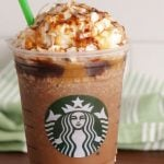 New 25% Off Cartwheel for Starbucks Frappuccino