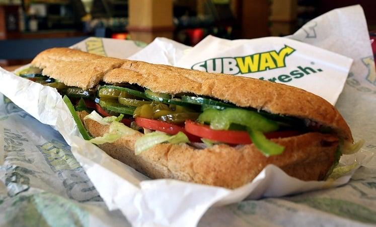 paypal users subway