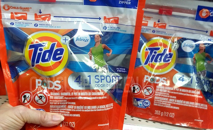 Tide Pods & Gain Flings as Low as $1.94 at Walmart & CVS