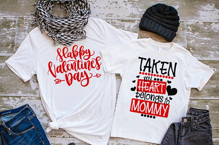 Cute Valentine S Day Tees Only 17 98 Or Less Shipped