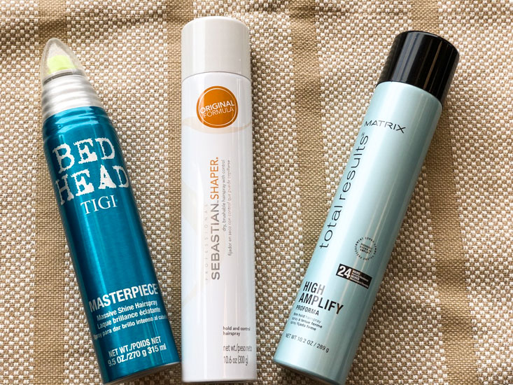 Beauty Brands Hairspray (1 of 1)