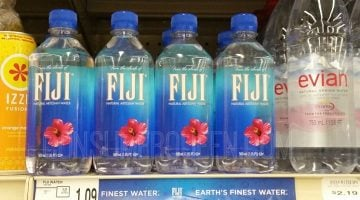 FiJi Water as Low as 9¢ at Homeland & Country Mart!