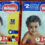 Huggies Diapers $5.50 at Dollar General!