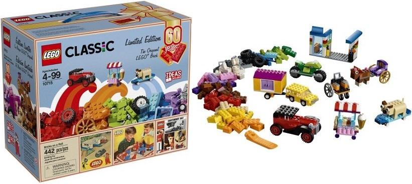 Lego 60th Anniversary Classic Bricks on a Roll Kit $29.97
