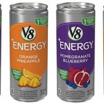 Amazon Prime: V8+ Energy Drink $2 + Get $2 Beverage Credit