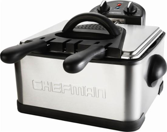 Best Buy: Chefman Deep Fryer $39.99 – Today Only (2/20)