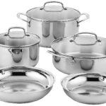 Cuisinart Stainless Steel Cookware Only $99.99 (Reg. $365.00)