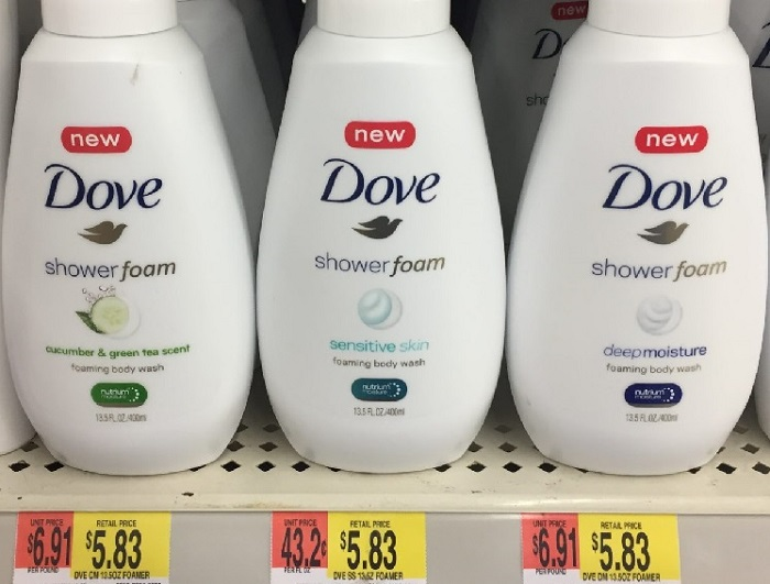 New Caress Dove Body Wash Coupons Walmart Matchups