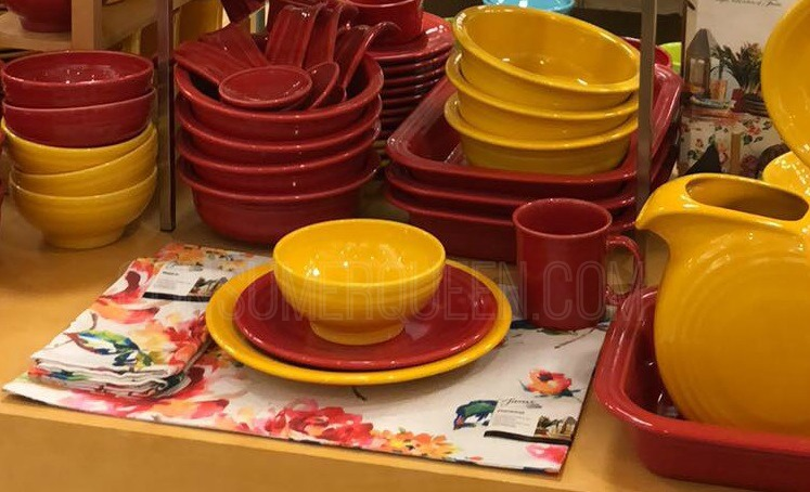 Fiesta Dinnerware: Four 5-Pc Place Settings $71.38 Shipped + FREE Gift!
