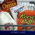 FREE Gallon of Milk + Cheap Cereal at Homeland (Starts 2-14)