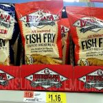 $1.00/2 Louisiana Fish Fry – Only 66¢ at Walmart