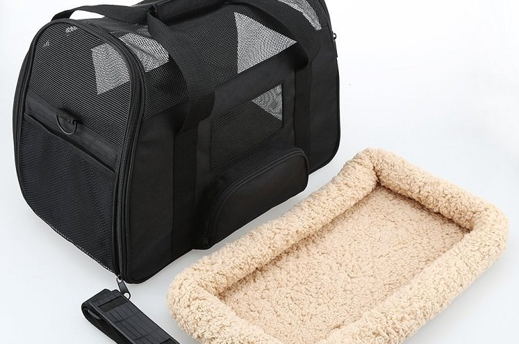 Amazon:Nestsun Airline Approved Pet Carrier Only $17.99