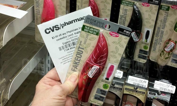 FREE Physician's Formula Mascara + More  at CVS After ExtraBucks!