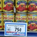 Red Gold Tomatoes + More as Low as 55¢ at Homeland