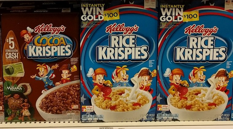 kellogg u2019s rice krispies  u0026 more only  1 49 at cvs       consumerqueen com
