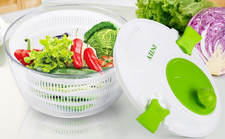 3-Quart Salad Spinner as Low as 11.89 on Amazon After Code