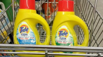 Tide Simply, Gain Liquid Only $1.20 Each at Walgreens After Rewards!
