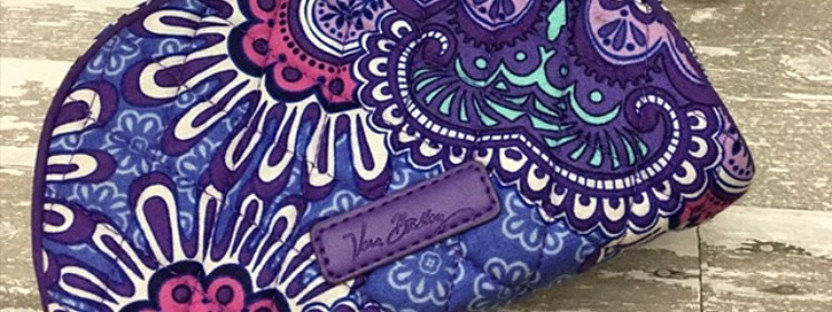 Vera Bradley: Up to 65% Off Bags, Blankets & More + FREE Shipping