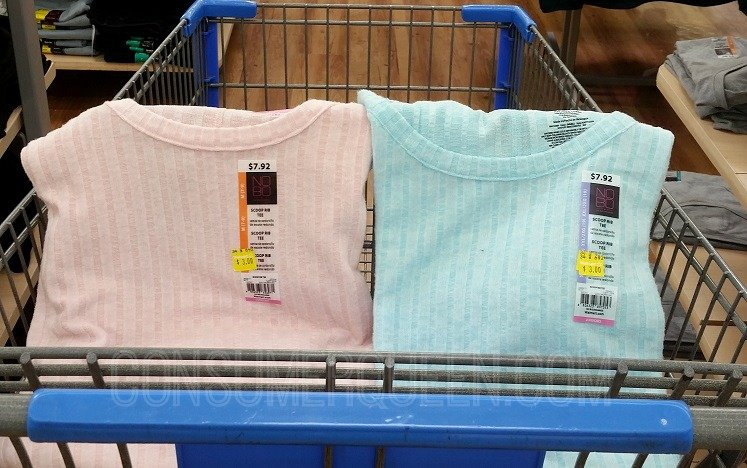 00d7f92d Possible Girl's Graphic Tees $1, Women's Tees $3 at Walmart