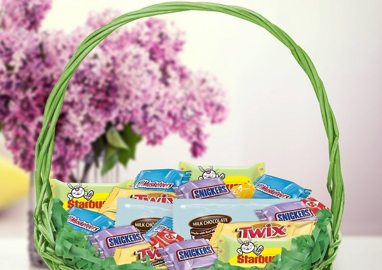 Easter Candy up to 25% Off Today Only on Amazon