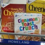 Homeland: General Mills Cereals $1.62 per Box Starting 3/14