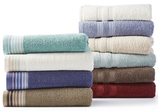 home expressions bath towels