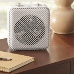 Mainstays Electric Fan Heater Only $5 at Walmart (Online)