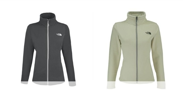 Woot.com Daily Deal: Women's North Face Fleece for $34 Shipped!
