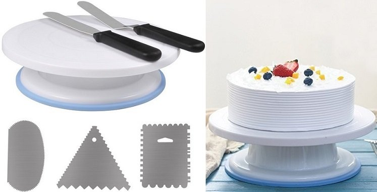 Cake Decorating Turntable Target