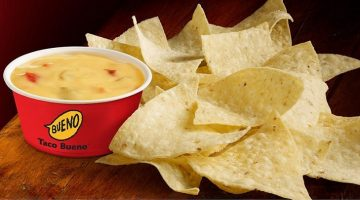 FREE Chips & Queso w/ANY Purchase at Taco Bueno – Today Only (3/23)