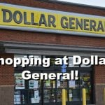Dollar General Unadvertised Deals 10/18