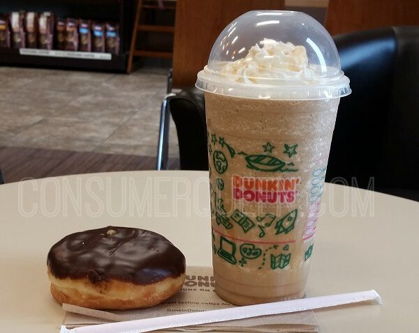 dunkin' donuts offer