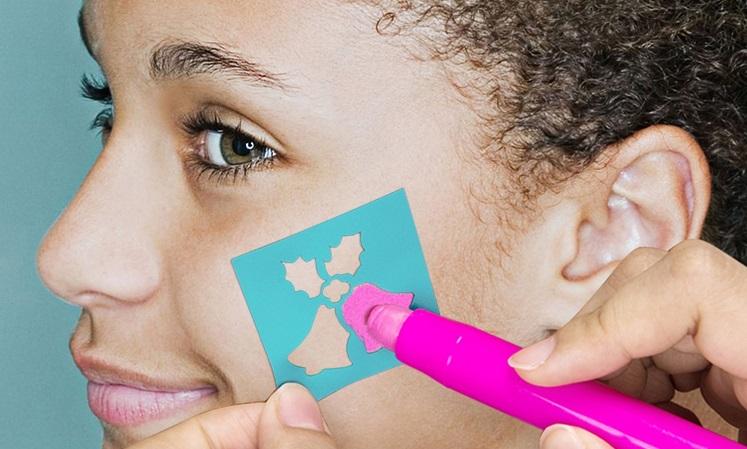 Amazon: UnityStar Face Paint Stencils $6.99 W/Promo Code