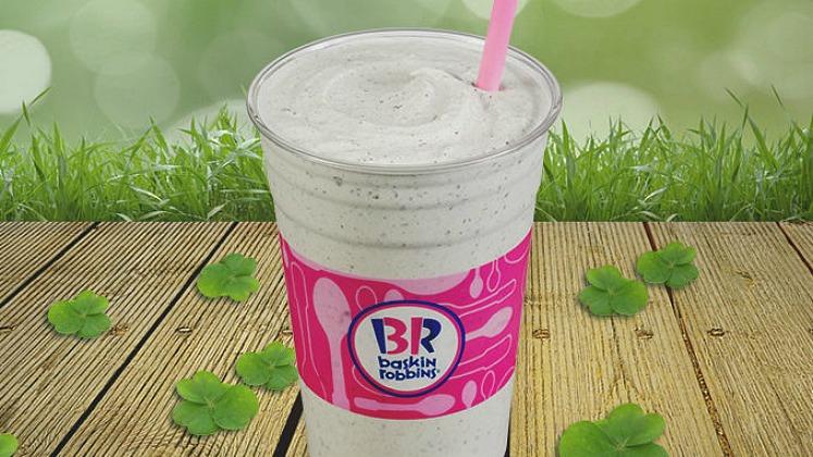 FREE Milkshake Sample at Baskin-Robbins – Today Only