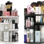 Jerrybox 360° Rotating Multi-Level Cosmetic Organizer Just $12.34