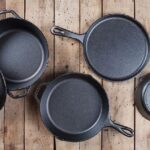 Lodge 5-Piece Pre-Seasoned Cast Iron Cookware Set $69.95 Shipped