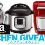 Enter the Group Blog Kitchen Appliance Giveaway Now!