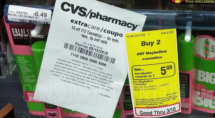 CVS Coupons From the Kiosk 3/4 – 3/10 + Deal Ideas