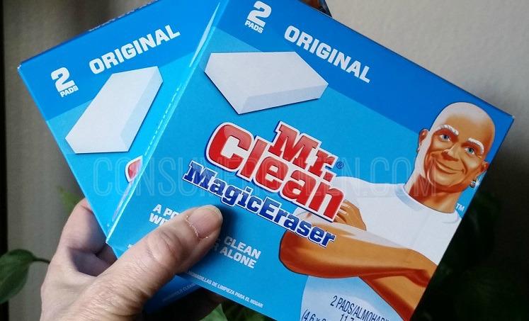 Mr. Clean Magic Eraser 2-pk Just 99¢ at Target After Coupon