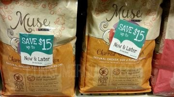 New Muse Cat Food Coupons for Discounts at PetSmart