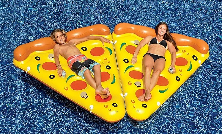amazon great buys on pool floats for the whole family. Black Bedroom Furniture Sets. Home Design Ideas