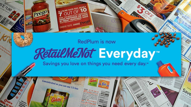 Goodbye Redplum Inserts Hello Retailmenot Everyday