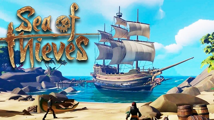 Join Us for a Microsoft Sea of Thieves Twitter Party #SDCSeaofThieves