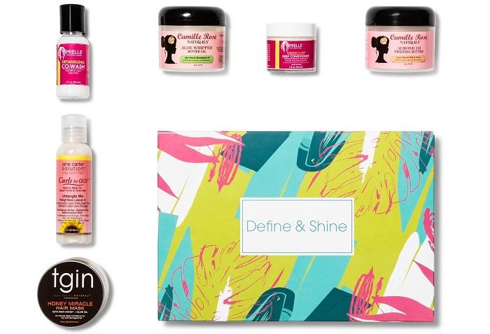 Target Beauty Box: Define and Shine $7.00 Shipped