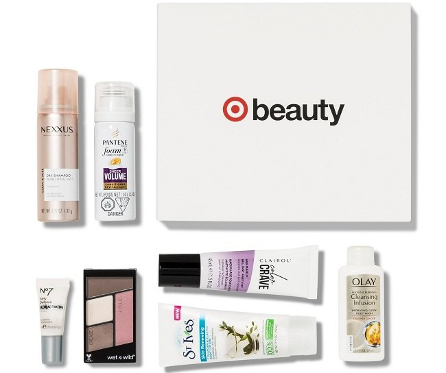 Target March Beauty Box Now Available – $7 Shipped!