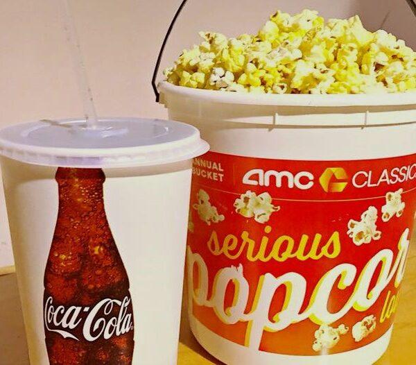 AMC popcorn
