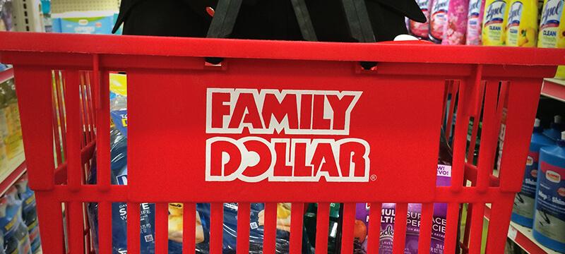 family dollar Hot laundry deals