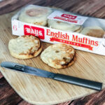California Club English Muffin Sandwich – With Bays English Muffins
