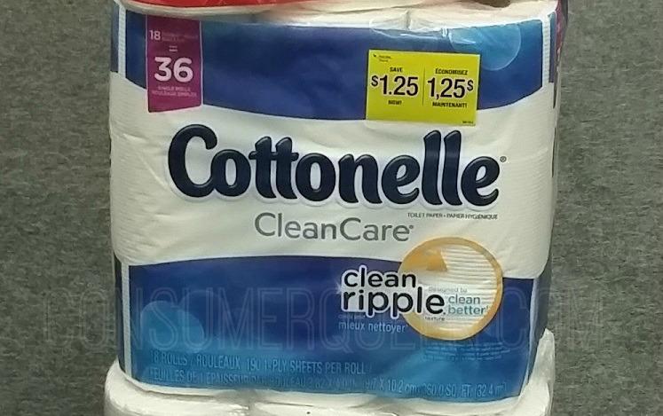 Cottonelle Bath Tissue Deal at CVS – 18¢ Per Regular Roll After Cash Card (Starts 4/7)