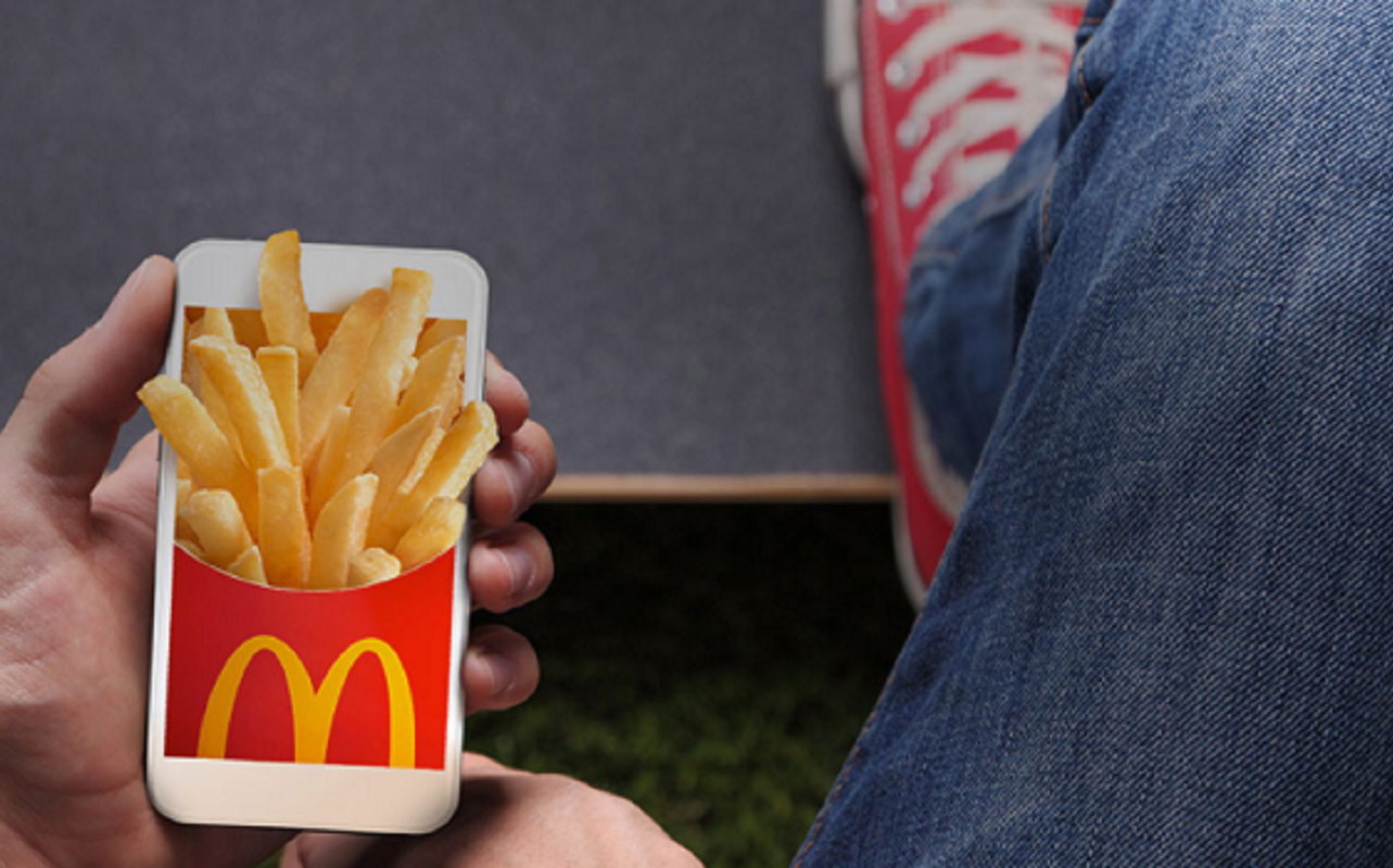 FREE McDonald's Fries With $1 Purchase